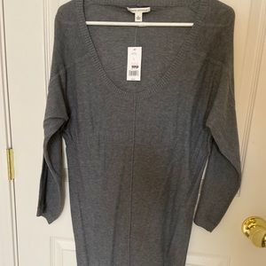 New with tags Banana Republic Sweater Dress